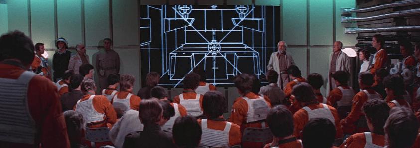Scaled Agile Framework, SAFe, plan, Star Wars, Death Star, SAFe journey, vision, artefact, artifact