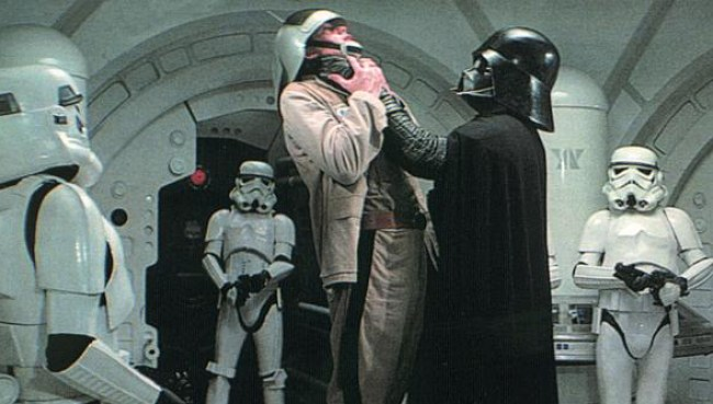 when a small business should fear growth, competing values, Darth Vader