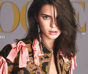 "Kendall Jenner Lands First Vogue Cover -- Talks Caitlyn's ""Gnarly"" Transition"