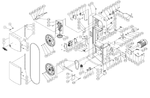 Buy Powermatic PM1800B(1791800B) 18 Inch Band Saw