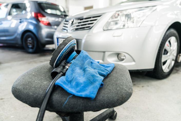 Tornbil bilvård