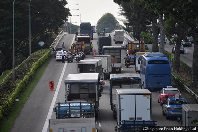Traffic jams in Singapore: 5 other causes besides accidents | ZUKUS