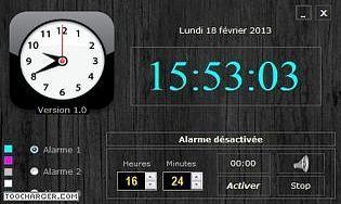 Horloge Alarme Tlcharger Gratuitement La Dernire Version
