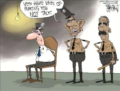 Political Cartoons by Gary McCoy