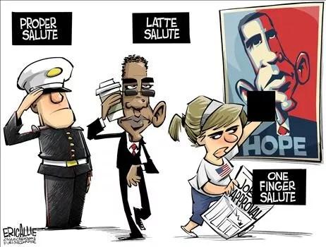 Political Cartoons by Eric Allie