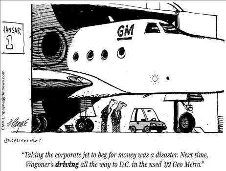 Political Cartoon by Robert Arial