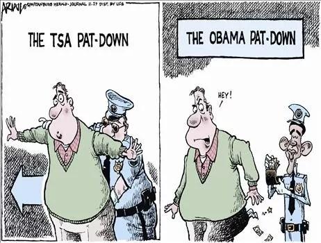 Political Cartoon by Robert Ariail