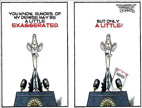 Political Cartoons by Bob Gorrell