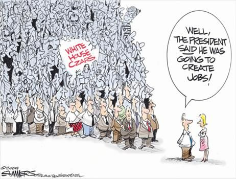 Political Cartoon by Dana Summers