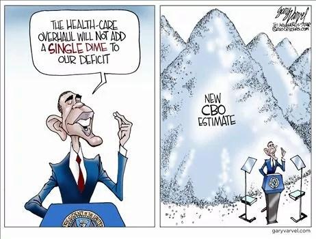 Political Cartoon by Gary Varvel