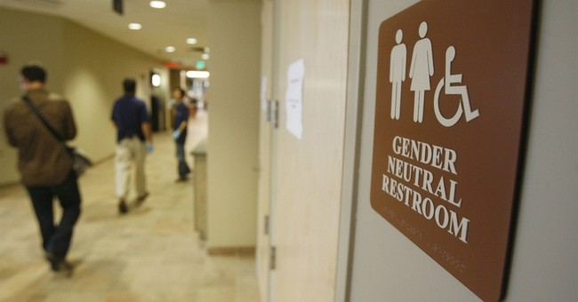 Liberals Seem To Be Freaking Out About Nothing Over North Carolina's Bathroom Bill