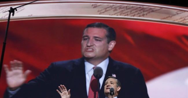 Ted Cruz and the Trump Takeover