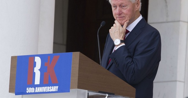 BREAKING: Bill Clinton Denies Knowing Anything About His Pedophile Friend Jeffery Epstein But Flight Logs Show Otherwise