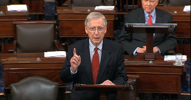 McConnell Points to Hillary's Call for Dems to Abandon Civility, Warns the 'Madness Hasn't Stopped'