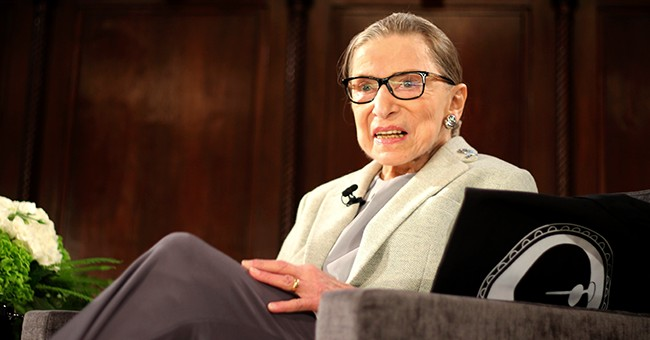 Supreme Court Justice Ruth Bader Ginsburg/AP featured image