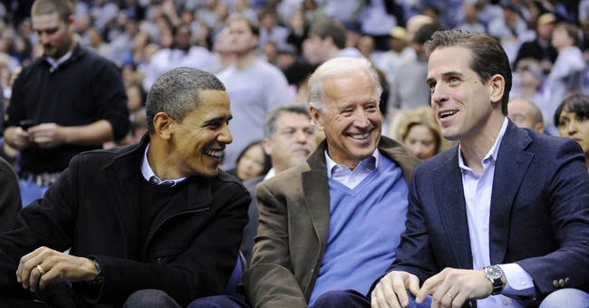 Biden Family's Corruption Is Nothing New And Largely Legal