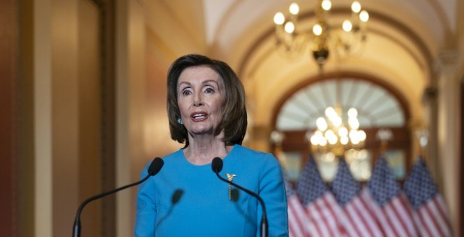 Nancy Pelosi Signals Surrender on Relief Bill Just a Day After Going Full Leroy Jenkins