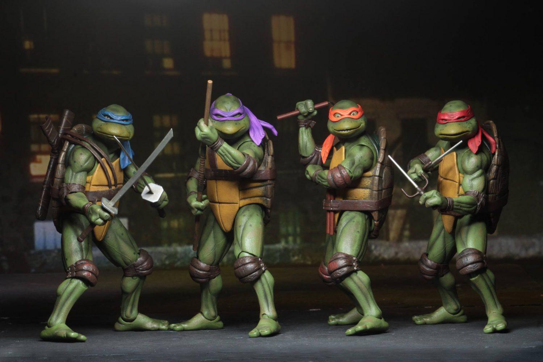 Nickelodeon TMNT Teenage Mutant Ninja Turtles Action Figures Sealed CHOICE
