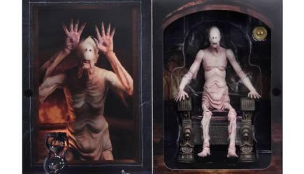 NECA Toys Pan's Labyrinth – Pale Man Guillermo del Toro Signature
