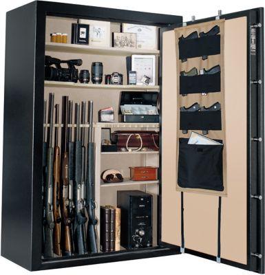cannon safe door panel pistol storage kit up to 6 handguns 9000 pistol 2009
