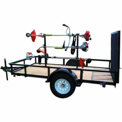 The 3 included padlocks are keyed alike. Carry On Trailer Utility Rack 801 At Tractor Supply Co