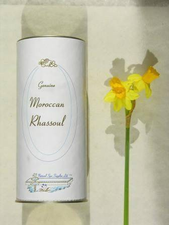 Retail Packages Of 500g Rhassoul Clay For Hair And Skin