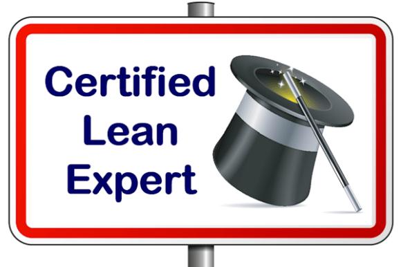 certified lean expert course