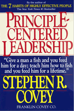 Covey's Principle Centered Leadership