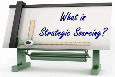putting strategy into strategic sourcing