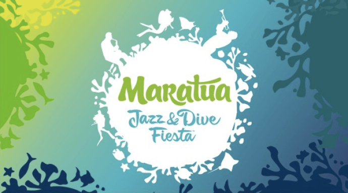 Maratua Jazz and Dive Festival [image source]