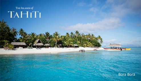 Vacation Packages from United Airlines   United Vacations Discover The Islands of Tahiti