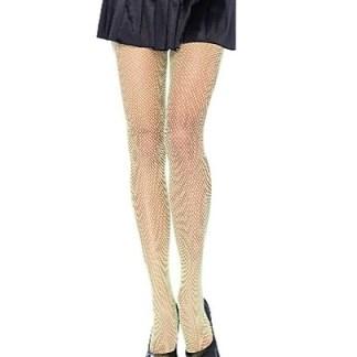 Nylon Fishnet Pantyhose