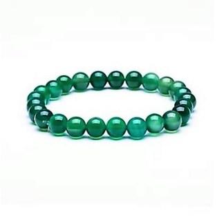 Buddha Bracelet Natural Stones
