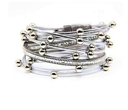 Bead Multiple Layers Charm Bracelet