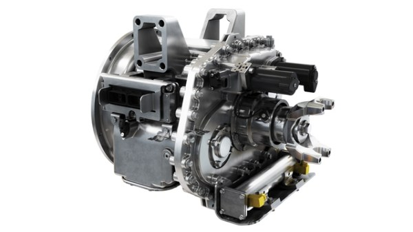 Eaton transmission for electric vehicles - Truck News