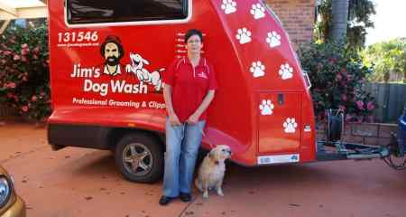 Getting A Mobile Trailer For Dog Grooming