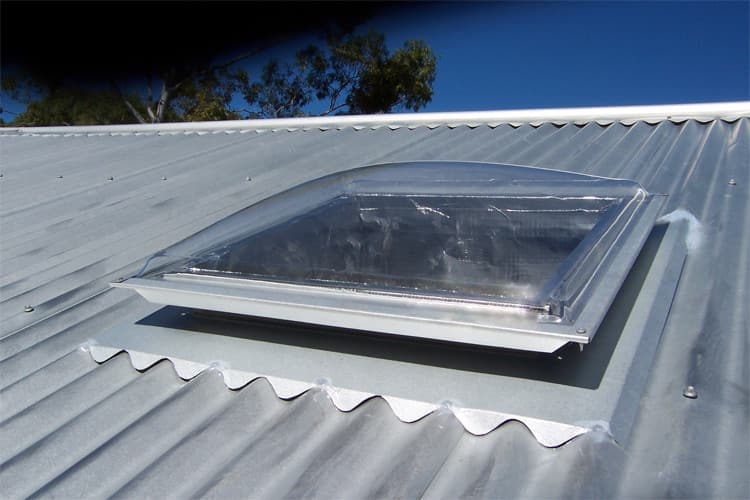 Home Depot Skylights