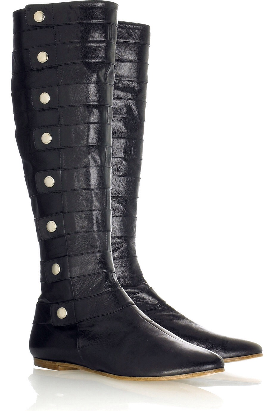 GOT SALT STAINS ON LEATHER BOOTS FROM SNOWMIX 1tbs