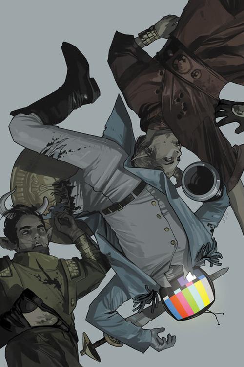 saga 12 comic image