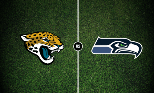 Image result for Seattle Seahawks vs. Jacksonville Jaguars