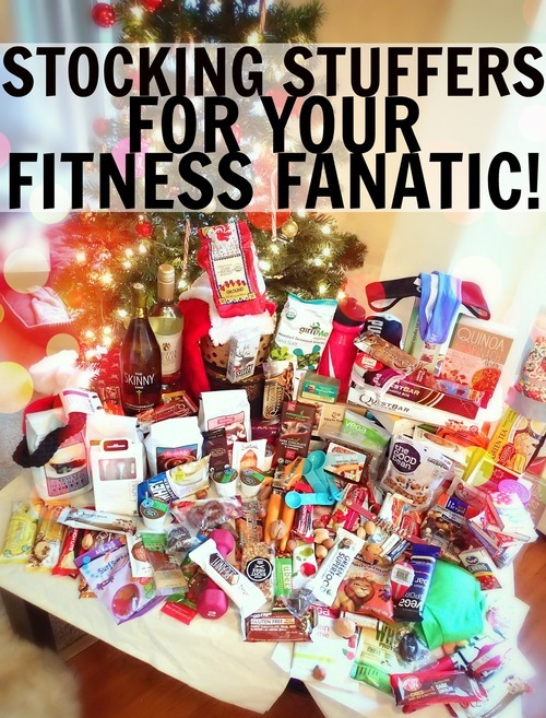 Stocking Stuffers For Your Fitness Fanatic Simply Taralynn