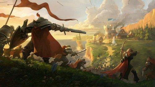 Albion Online the first true cross-platform MMO, from Sandbox Games