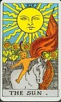 sun tarot card meaning
