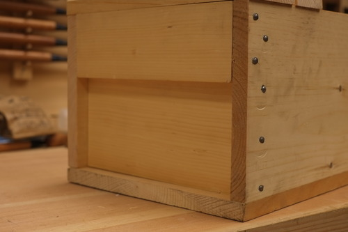 Giant Cypress Japanese Woodworking Tool Punk Tool Box