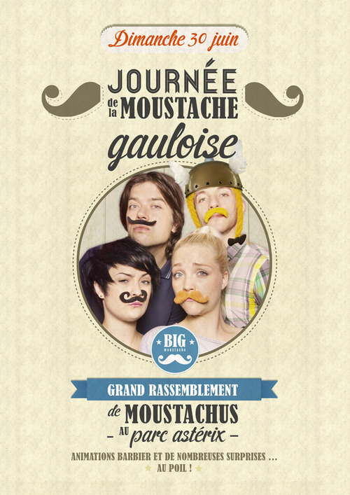journée de la moustache