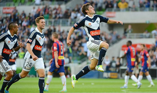 Melbourne victory vs newcastle jets betting expert npl queensland betting calculator