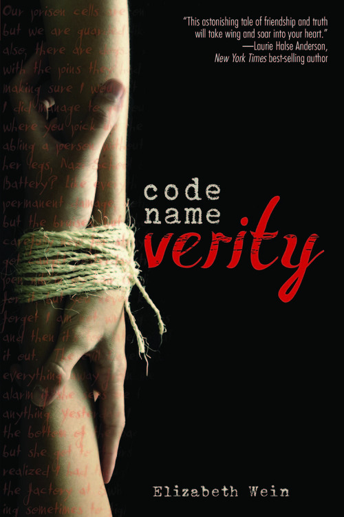 Code Name Verity on Bibliocommons