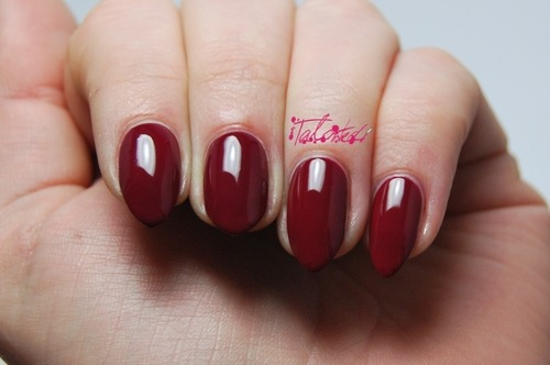 Barry M Raspberry Nail Varnish