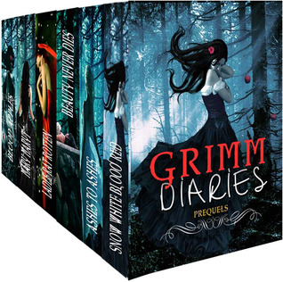 The Grimm Diaries Prequels #1-#6 by Cameron Jace