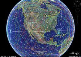 global ley line map